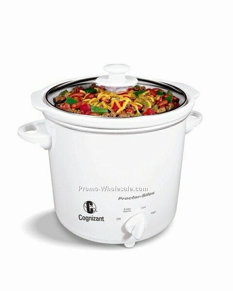 Hamilton Beach 4 Quart Round Slow Cooker