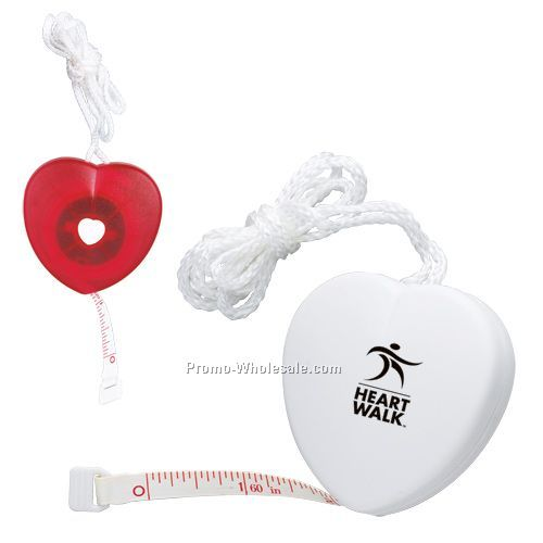 Heart Tape Measure