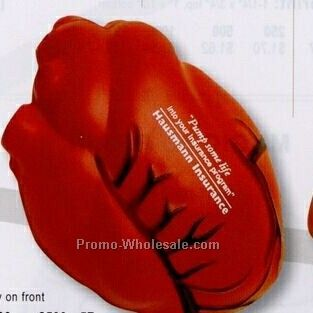 Heart With Veins Squeeze Toy