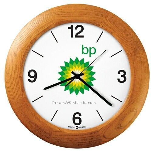 Howard Miller Santa Fe Wall Clock (Customized)