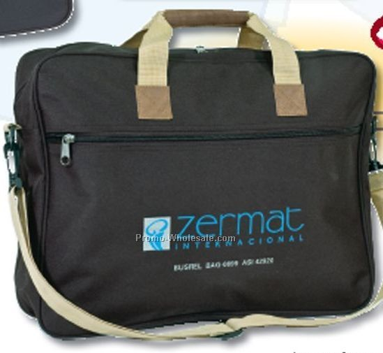 Large 600d Polyester Convention Business Bag
