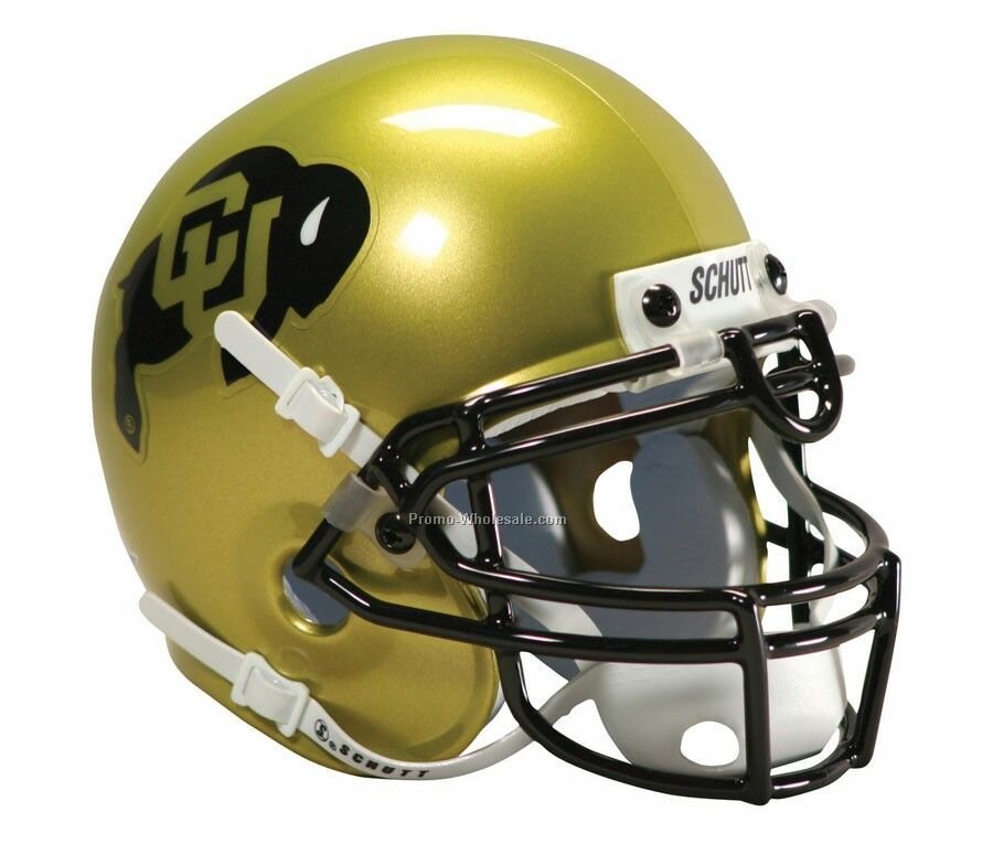 Licensed Scale Miniature Junior Football Helmet (Ncaa)