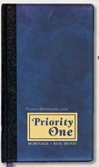 Marble Hardcover Pocket Planner - Academic Monthly