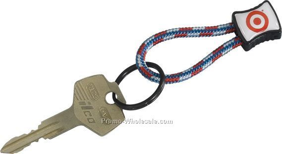 Power Cord Key Tag