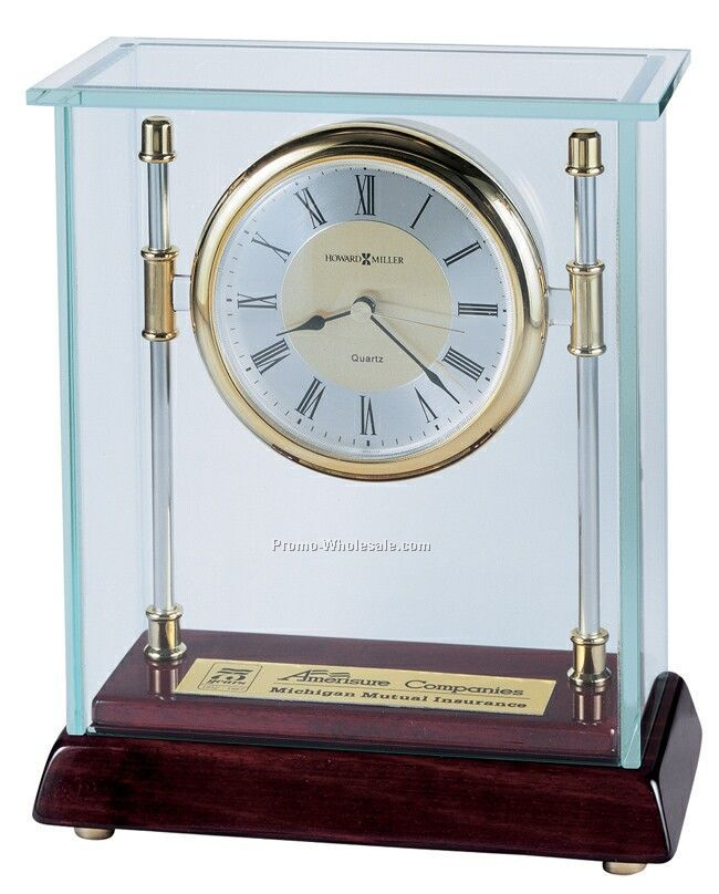 Rosewood Hall Kensington Clock (Blank)