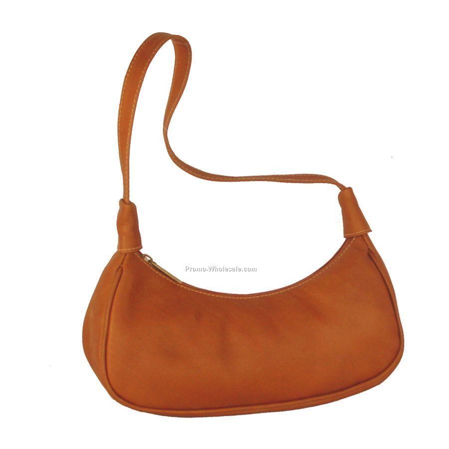 Small Top Zip Handbag