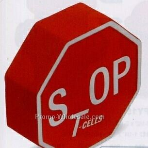 Stop Sign Squeeze Toy