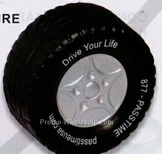 Tire Squeeze Toy