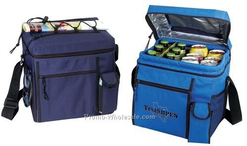 Titan 24 Pack Cooler W/Easy Access & Cell Phone Pocket