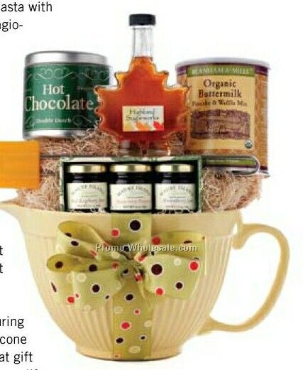 Tuscan Trattoria For Two Gift Basket