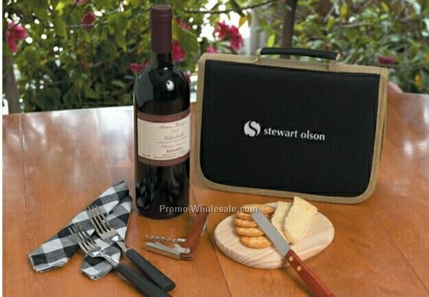Wine And Cheese Accessory Kit (Printed)