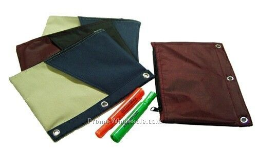 3 Ring Binder Pouch - 600d