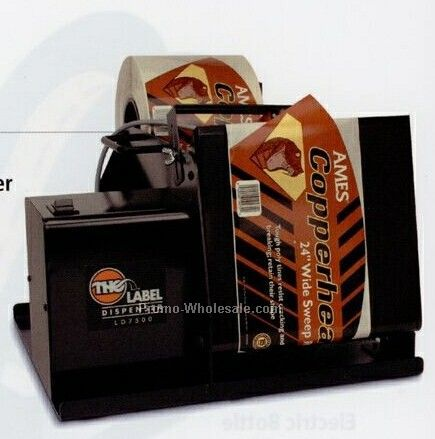 "8"" (203mm) Wide Electric High Speed Label Dispenser"