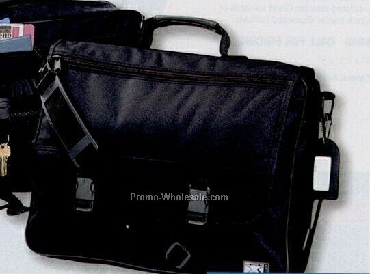 "Anvil Nylon Expandable Attache 17""x13""x4"""