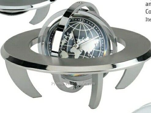 Axis World Clock