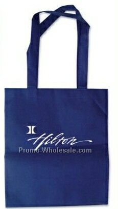 Blue Recyclable Non-woven Bag
