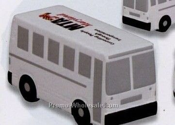 City Bus Squeeze Toy