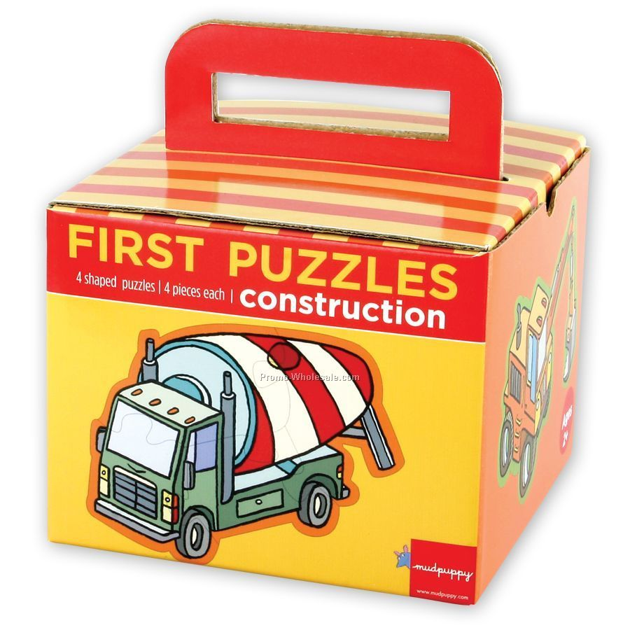 Construction First Puzzle