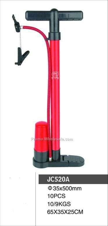 Deluxe Bicycle Pump