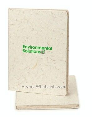 Elephant Poo Poo Paper Notebook With 32 Blank Paper