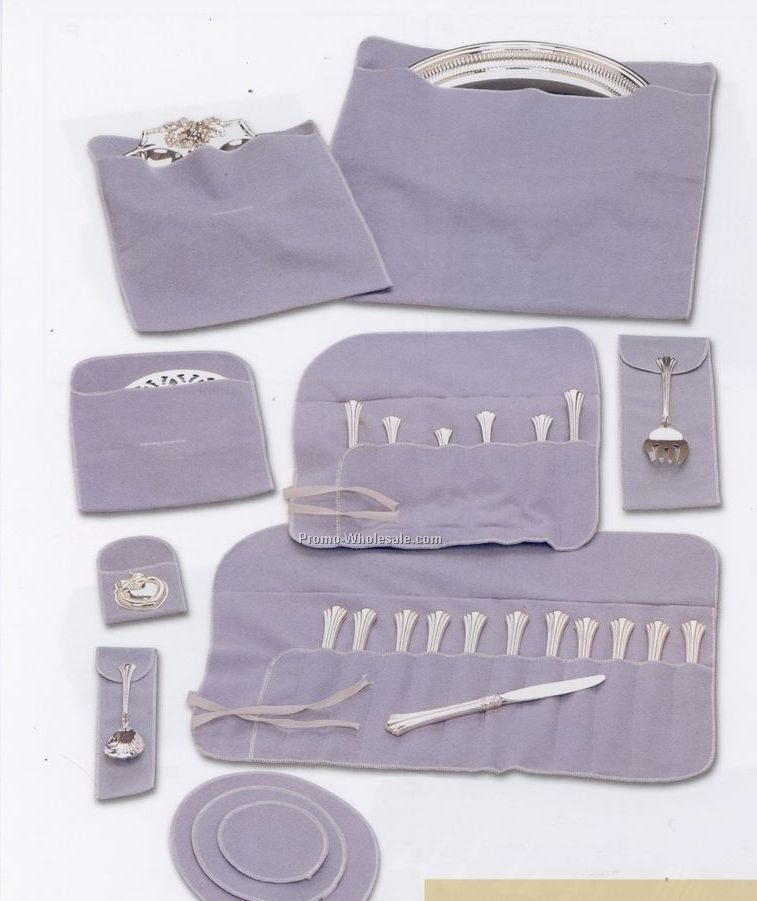 Flatware Rolls/ 5 Piece Place Setting