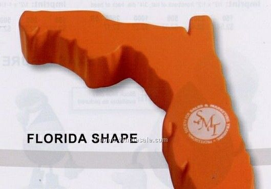 Florida Shape Squeeze Toy