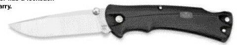 Folding Bucklite Max Knife - Medium