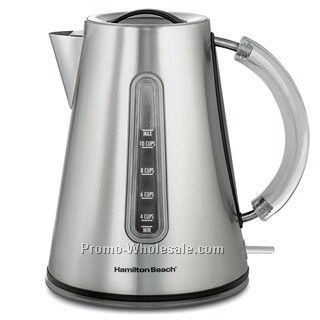 Hamilton Beach 1.7l Stainless Steel, Kettle