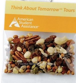 Header Bags Mid Nite Snax - Mixed Nuts (1 Oz.)