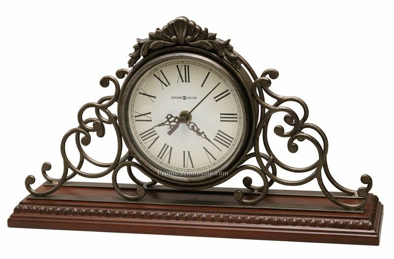Howard Miller Adelaide Chiming Mantel Clock