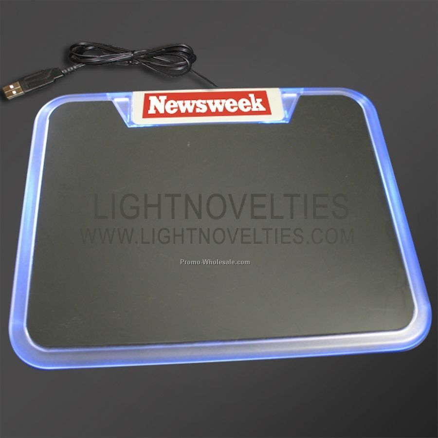 Light Up Mouse Pad