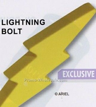 Lightning Bolt Squeeze Toy