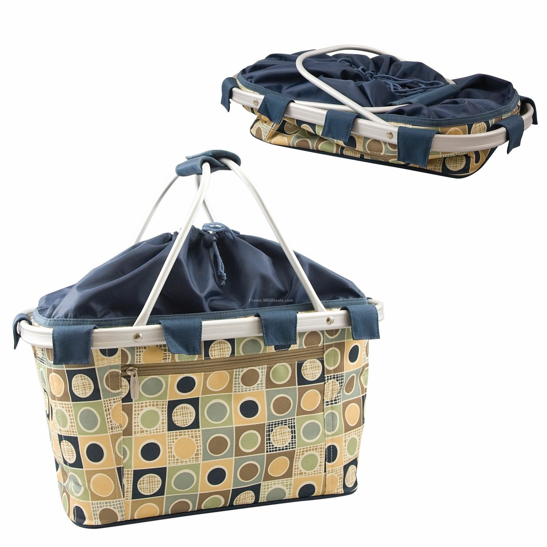 Metro - Equinox Insulated Basket With Waterproof Interior