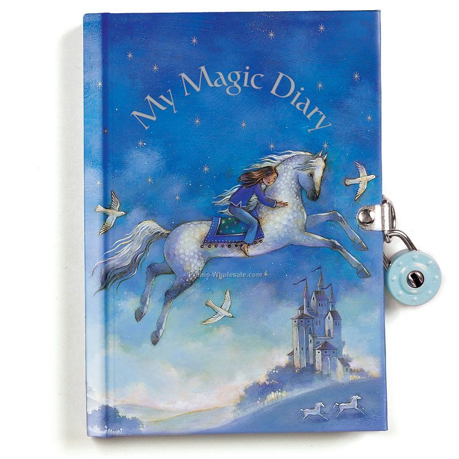 My Magic Locked Diary