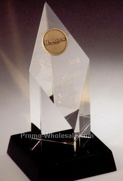 Optional Black Lacquer Base For Diamond Awards