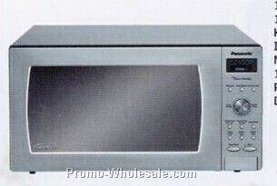 Panasonic 1-1/5 Cu. Ft. Microwave Oven