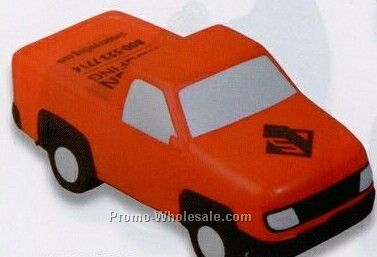 Pickup Truck Squeeze Toy