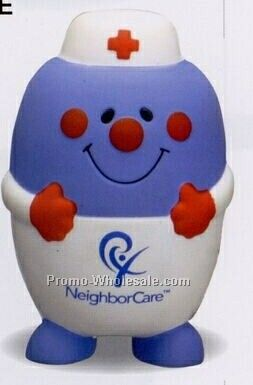 Pill Nurse Squeeze Toy