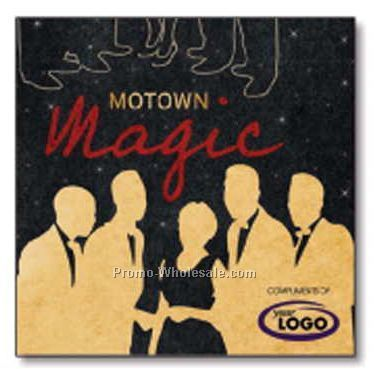 R & B Motown Magic Compact Disc In Jewel Case/ 10 Songs