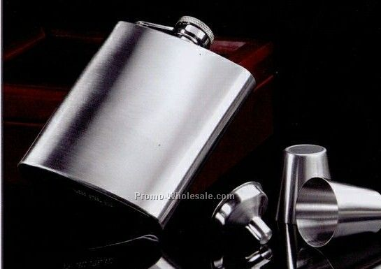 Rosewood Flask Set (Blank)