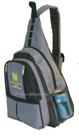 Sports Top Sling Polyester 300d/Pvc Backpack