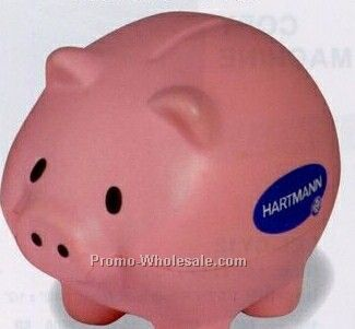 Thrifty Pig Squeeze Toy