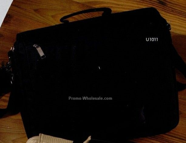 Ultraclub Classic Expandable Briefcase