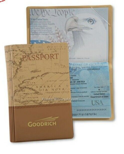 Promotional Passport Cover
