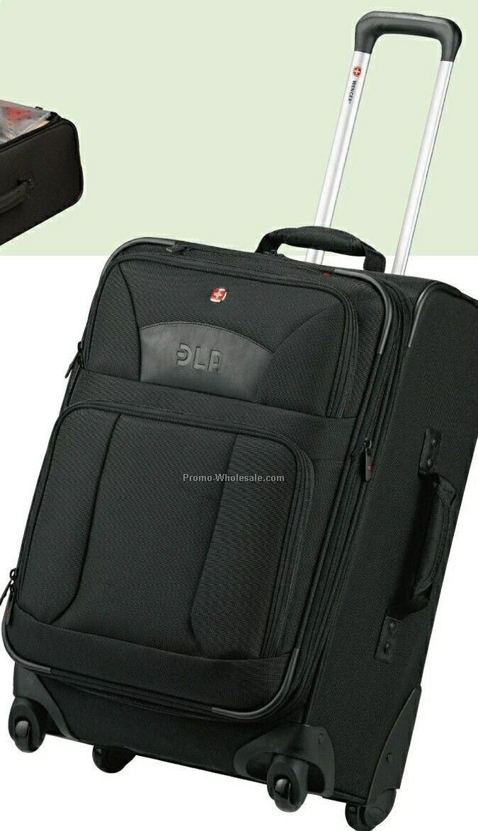 Wenger 4 Wheeled Spinner Upright Bag