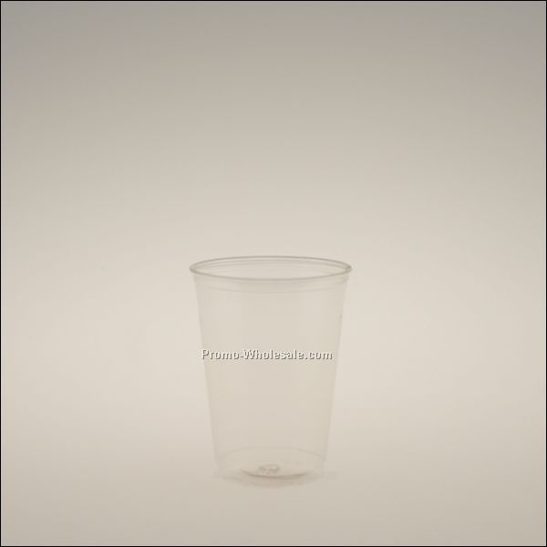 10 Oz. Soft Sided Clear Cup