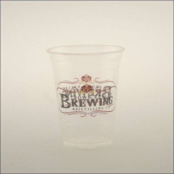 16 Oz. Clear Greenware Cold Cup