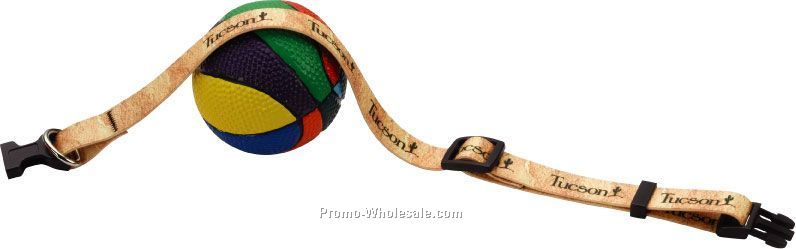 "3/4"" Dye Sublimated Pet Collar"
