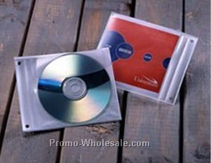 3 Ring CD Binder Single Sleeve