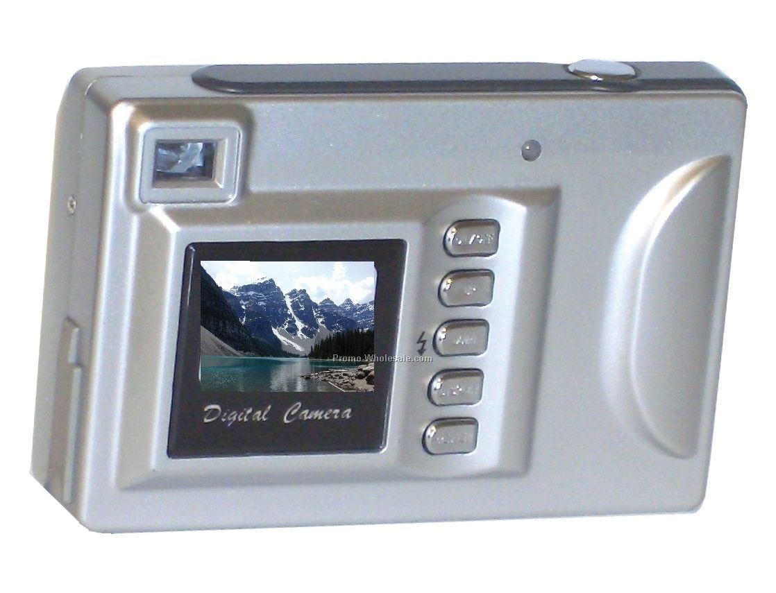 4.0mp Digital Camera With Auto Flash